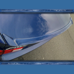 Honda Accord MK8 Boot Spoiler