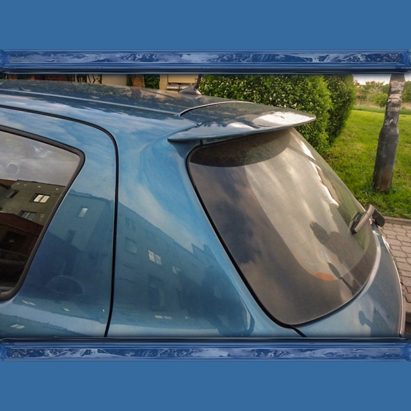 TOYOTA YARIS MK3 XP13 (11-ON) Roof Spoiler