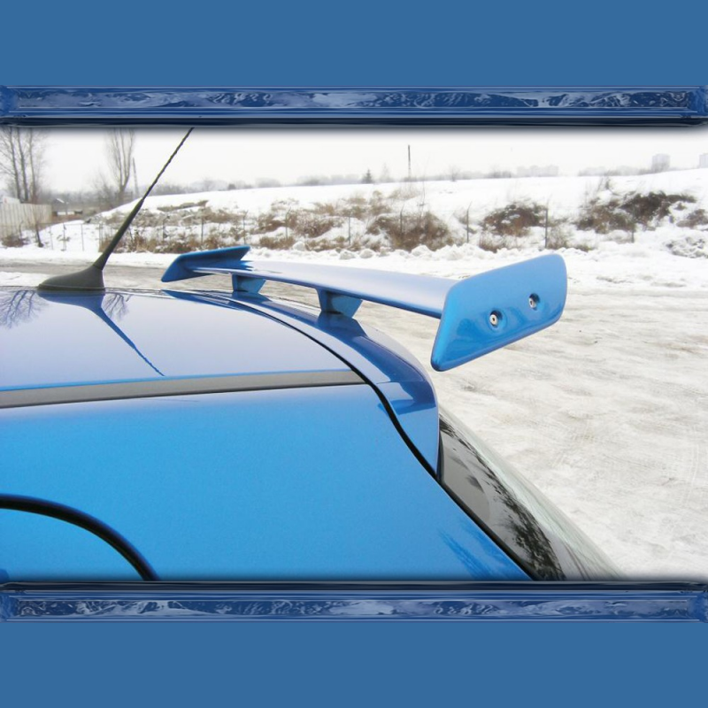 Universal Roof / Boot Spoiler made of GRP