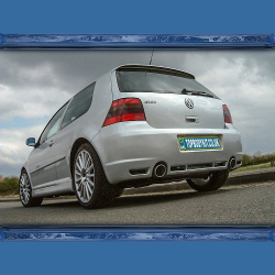 VW Golf MK4 Roof Spoiler