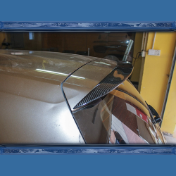 VW Golf MK7 Roof Spoiler