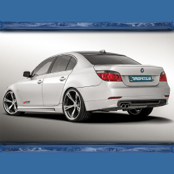 BMW E60 AC Look Boot Spoiler