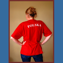 Polish T-Shirt, World Cup 2018 Regio