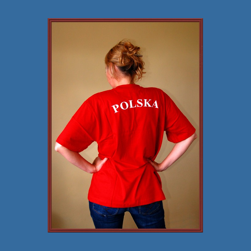 Polish T-Shirt, World Cup 2018