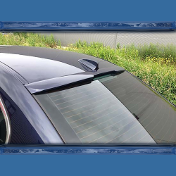 BMW E60 Window Spoiler