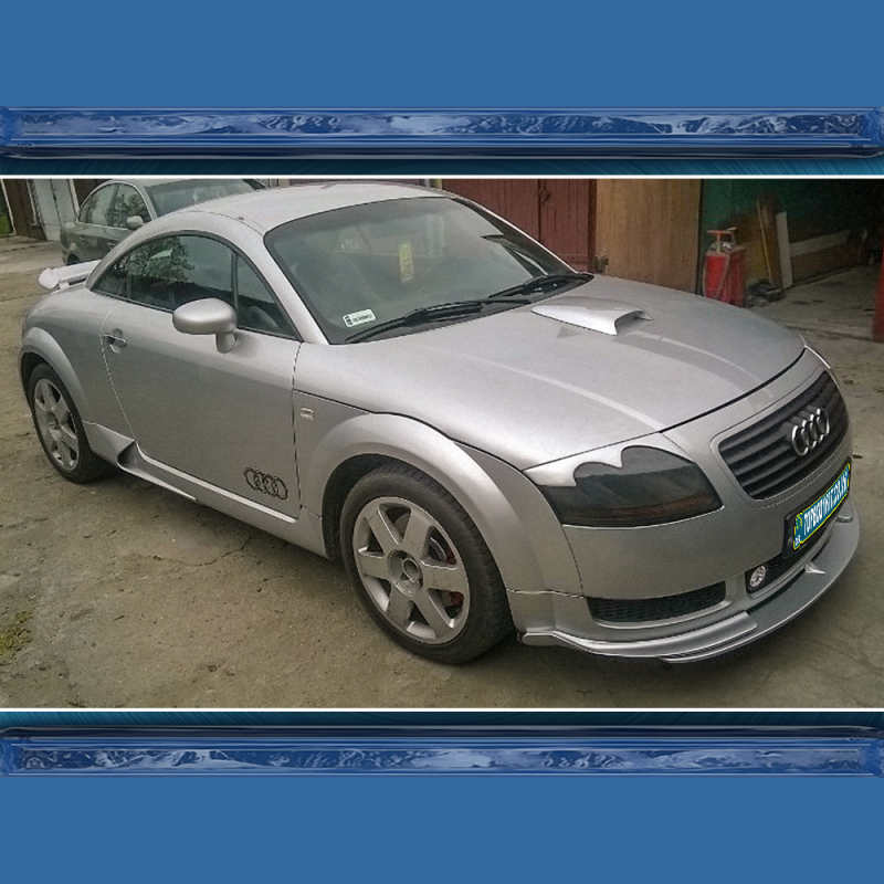 Audi TT MK1 Front Add On